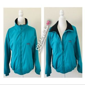 Vintage Patagonia Fleece Lined Full Zip Jacket